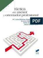 Guía práctica del asesor y orientador profesional - María Luisa Sánchez Almagro.pdf