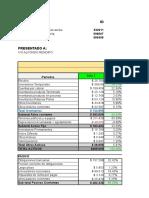 Analisis Financiero - Actividad 4