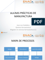 Clase 2 - Buenas Prcticas de Manufactura - Modelo ENAC