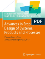 Barbara Deml, Patricia Stock, Ralph Bruder, Christopher Marc Schlick (Eds.) - Advances in Ergonomic Design of Systems, Products and Processes_ Proceedings of the Annual Meeting of GfA 2015-Spri