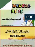 AVENTURAS DE LA FE
