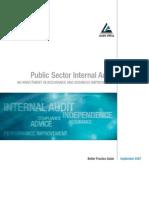 Public Sector Internal Audit