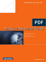 Product Selection Guide 2015-2016