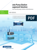 Remote Pump Station Management Solution
