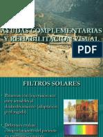 AYUDAS COMPLEMENTARIAS Y REHABILITACION VISUAL.ppt
