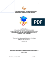 18 Instructivo Metodología Anteproyecto de Teg 02022018