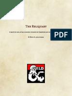 The Reliquary alt
