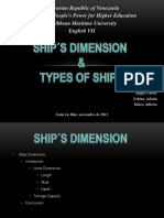 Types of Ship