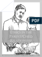 The Ethics of the Parent-Child Relationship