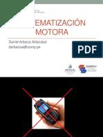 Sistematización Motora