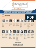Brochure - Business Process Excellence Summit 2019