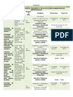 Elaborar Un Cronograma de Actividades Para Un Programa de Formación Complementaria Virtual