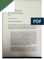 Leonidas Bustos pide rendir testimonio por escrito en caso Gustavo Malo