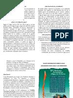 Folleto Informativo Agua MAT PDF