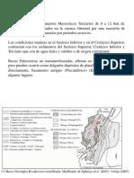 Tema 4_Geologia DeL ORIENTE - Estratigrafía