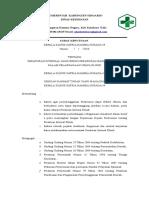 330603846 Sk Kesepakatan Ttg Peraturan Internal Yang Berisi Peraturan Bagi Karyawan Dalam Pelaksanaan Upaya Puskesmas Doc