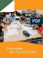 Cuaderno Comunidades Aprendizaje
