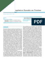 Modalidades Terapêuticas Baseadas em Proteínas