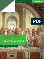 Manual Educatie Plastica_cls 6_cu Coperti