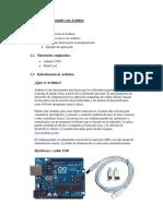 Practica 1 Arduino