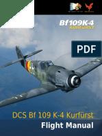 DCS Bf109K4 Manual