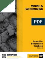 Mining Earthmoving