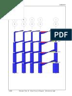 Diagrama de Fuerzas Cortantes Eje-b