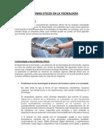 PROBLEMAS ETICOS EN LA TECNOLOGÍA.docx