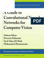 A Guide to Convolutional Neural Networks