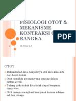 264057262 Fisiologi Otot Mekanisme Kontraksi Otot Rangka Ppt