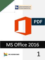 1. Windows 2016