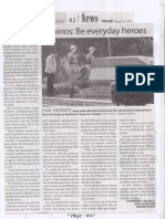 Manila Times, Aug. 27, 2019, Duterte to Filipinos Be everyday heroes.pdf