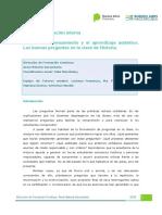 7-Ficha de circulación interna Promover el pensamiento y el aprendizaje auténtico. Las buenas preguntas.pdf