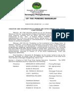 Barangay Gad Focal Point System