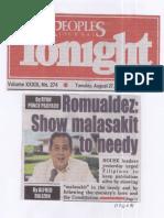 Peoples Tonight, Aug. 27, 2019, Romualdez show malasakit.pdf