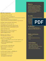 How to make resume for digital marketing fresher jobs