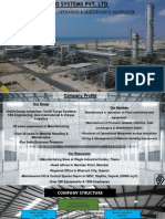 UCSPL - Company Profile - Operations