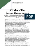 Fema-secret Gov