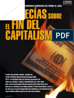 Profecías sobre el fin del capitalismo (Año Cero)