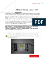 Type-A ESM Datasheet