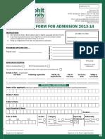 SHOBHIT UNIVERSITY APPLICATION FORM.pdf
