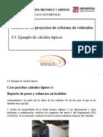 UD3-Presentación Proyectos de Reformas de Vehículos Clase 3