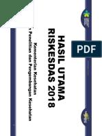 RISKESDAS 2018