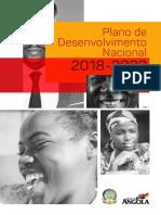 Plano de Desenvolvimento Nacional 2018-2022 - Vol. 1