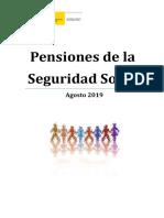 Datos Pensiones Agosto 2019