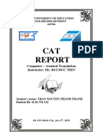Cat 2018 Trannguyenthanhthanh