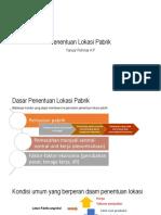 PLTF 2. Penentuan Lokasi Pabrik.pdf
