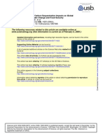 2004 Soil Carbon Sequestration Impacts on Global Climate Change and Food Security
