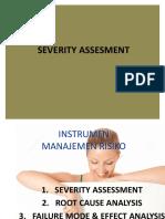 5.Severity Assesment