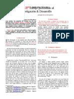 Formato Para Presentar Informes de Laboratorio
